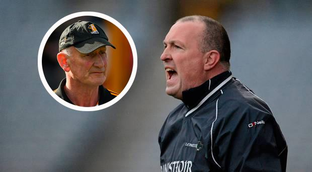 Brian Cody and Pat Gilroy will go head-to-head in Round One of the Leinster hurling championship.