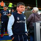 Ronan O'Gara is off to New Zealand