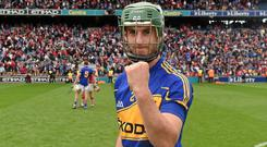 Tipperary's Cathal Barrett. Photo: Ray McManus/SPORTSFILE