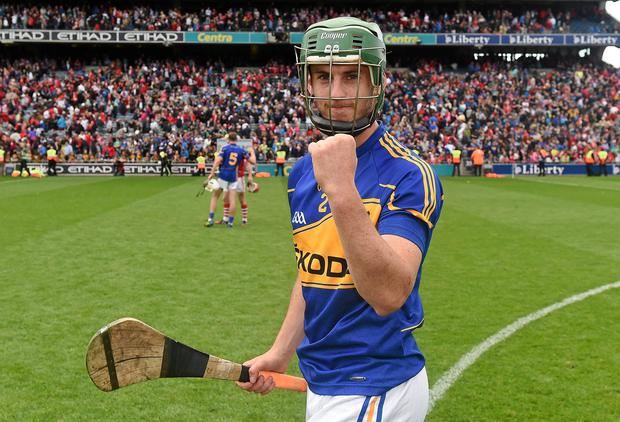 Tipperary's Cathal Barrett Photo: Ray McManus/SPORTSFILE