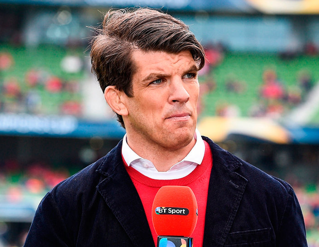 Donncha O'Callaghan says stepping out opposite Irish opponents is still the biggest challenge in the game. Photo by Brendan Moran/Sportsfile