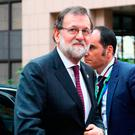 Spain's Prime Minister Mariano Rajoy. Photo: Getty Images