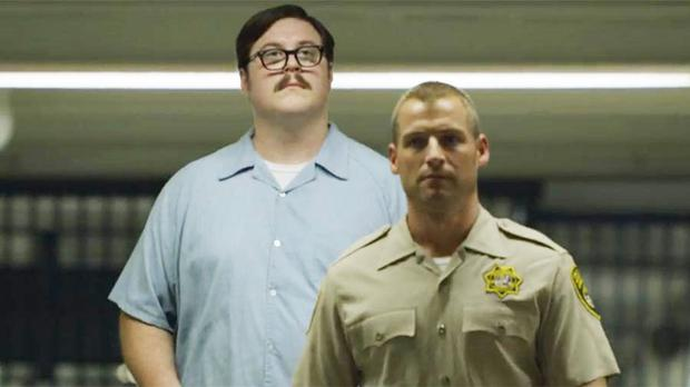 Cameron Britton as Ed Kemper in Mindhunter, Netflix