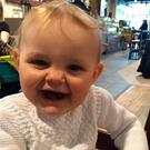 Undated family handout photo issued by South Wales Police of Elsie Scully-Hicks as a court has heard the toddler was allegedly murdered by her adoptive father suffering injuries which were