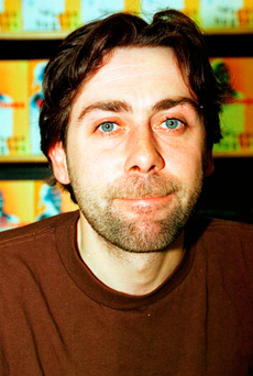 Comedian Sean Hughes, who died on Monday, wrote of his wish to be cremated. Photo: PA Wire