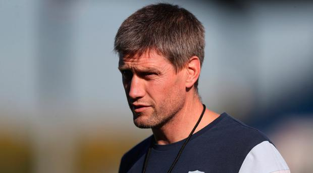 Ronan O'Gara has also revealed that he still struggles to deal with the fact that his former friend and colleague Anthony Foley will not be present this evening as the Racing 92 defence coach brings his side to tackle Munster in the Champions Cup. Photo: Getty Images