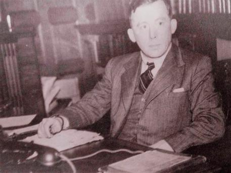 "Richard Hayes worked for months to solve the ""Görtz Cipher"" – a fiendish Nazi code that had stumped some of the greatest code-breaking minds at Bletchley Park"
