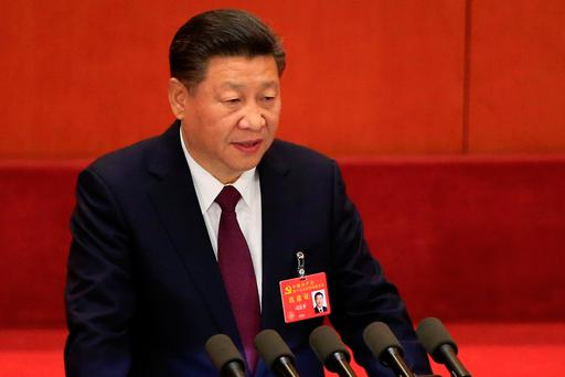 Mr Xi has opted to follow a 'belt-and-road' initiative to pour hundreds of billions of dollars of infrastructure investments into countries across Eurasia. Photo: Reuters