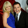 Former Westlife singer Shane Filan and his wife Gillian
