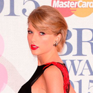 Fans are intrigued by who Taylor Swift's new song is about. Photo: PA