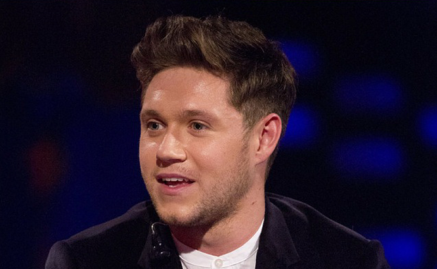 Niall Horan during filming of the Graham Norton Show at the London Studios. Photo: PA Images on behalf of So TV/PA Wire