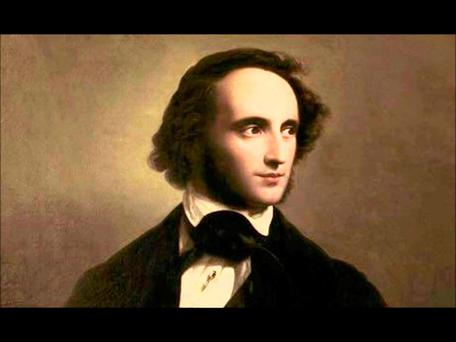 Accoustics: Mendelssohn, who was amazed by Fingal's Cave in the Inner Hebrides