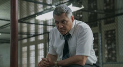 Holt McCallany as Bill Tench in Mindhunter, Netflix