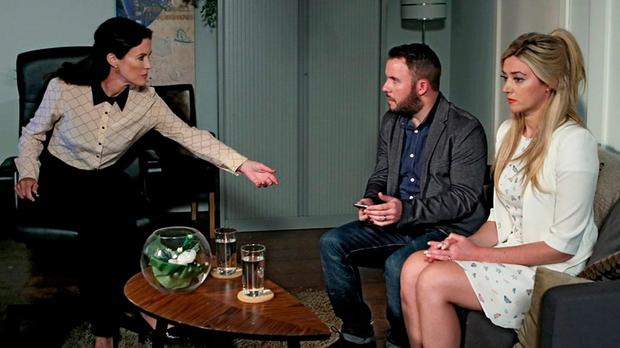 OUT OF TOUCH: The 'counselling session from hell' on Fair City