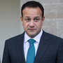 ATTACK: Leo Varadkar spoke against Micheal Martin. Picture: Mark Condren