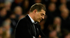 Bilic worked himself close to the sack in April with the club on a run of five straight Premier League defeats before rallying slightly with 12 points from his final seven games. Photo: Reuters
