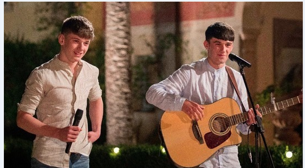 'It's not our concert but we're going to treat it like it's our concert!' - Sean and Conor Price gearing up for 3Arena