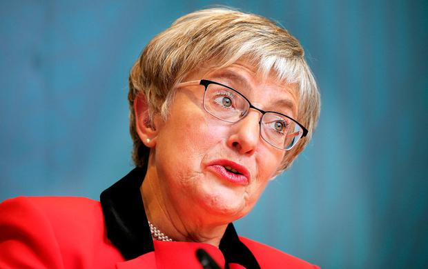 Katherine Zappone says the appeal is cost-related. Photo: Steve Humphreys