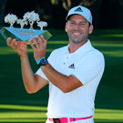 Sergio Garcia. Photo: Getty Images