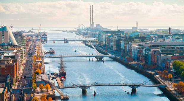 Will Dublin's new 'Water Quarter' draw tourists to the docklands?