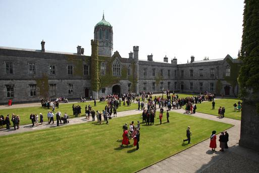 NUI Galway is to develop its campus with the aid of a €60m loan