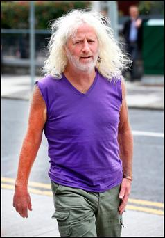 Independent TD Mick Wallace Picture: Steve Humphreys