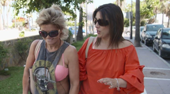 Daniella Westbrook and Lucy Kennedy on Living with Lucy, TV3, 10pm Tuesday