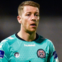 Shane Supple of Bohemians pulled off a fine second half save. Photo: Sportsfile