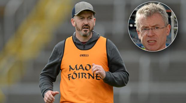 Joe Brolly has defended Donal Óg Cusack's character reference for Tom Humphries