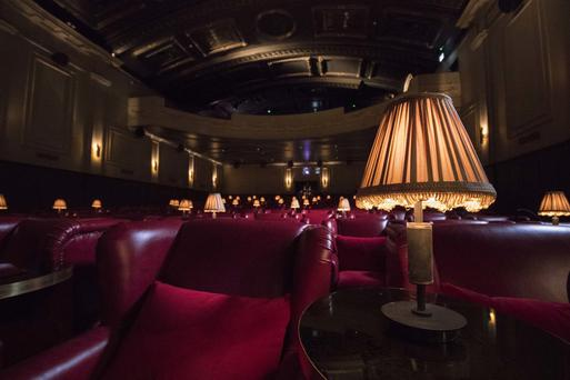 In Pictures Inside The Newly Restored Stella Cinema