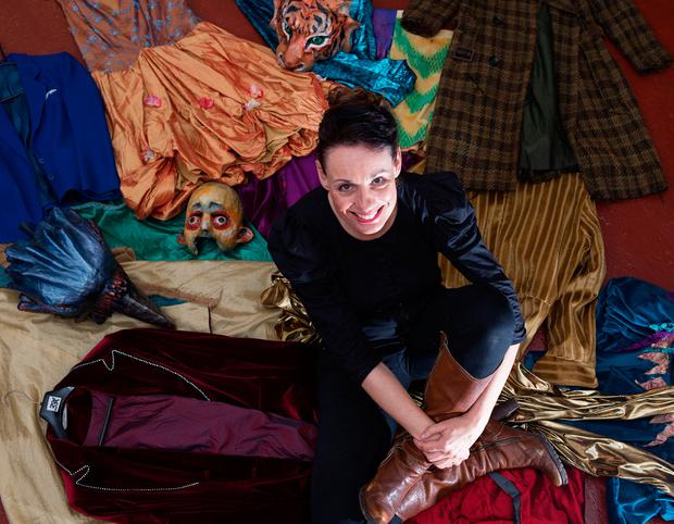 Visionary: Macnas artistic director Noeline Kavanagh. Photo: Andrew Downes, XPOSURE