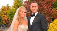 Tara and Trevor Musgrave, the parents of Max Musgrave who died in Maldives