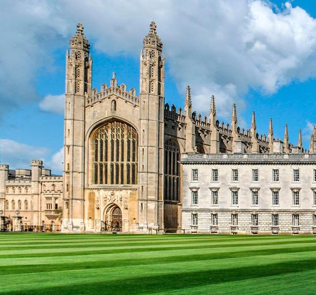 King's College in Cambridge