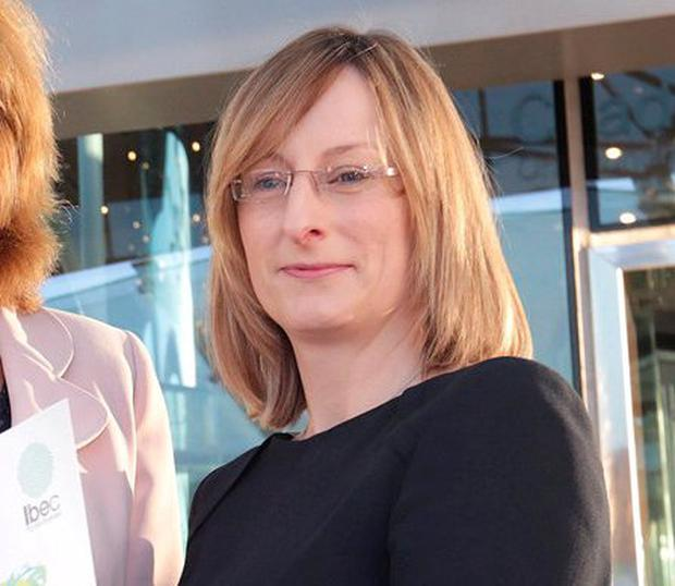 Ibec director of employer relations Maeve McElwee. Photo: Damien Eagers / Irish Independent