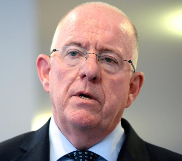 Justice Minister Charlie Flanagan. Photo: Justin Farrelly.
