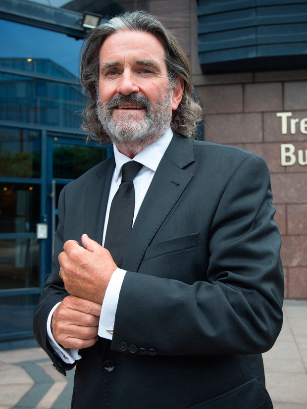 Johnny Ronan, Ronan Group Real Estate. Photo: Tony Gavin