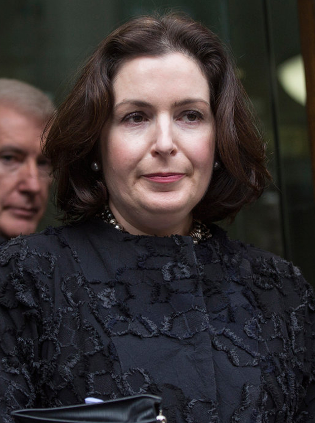 Bank of Ireland CEO Francesca McDonagh. Photo: Mark Condren