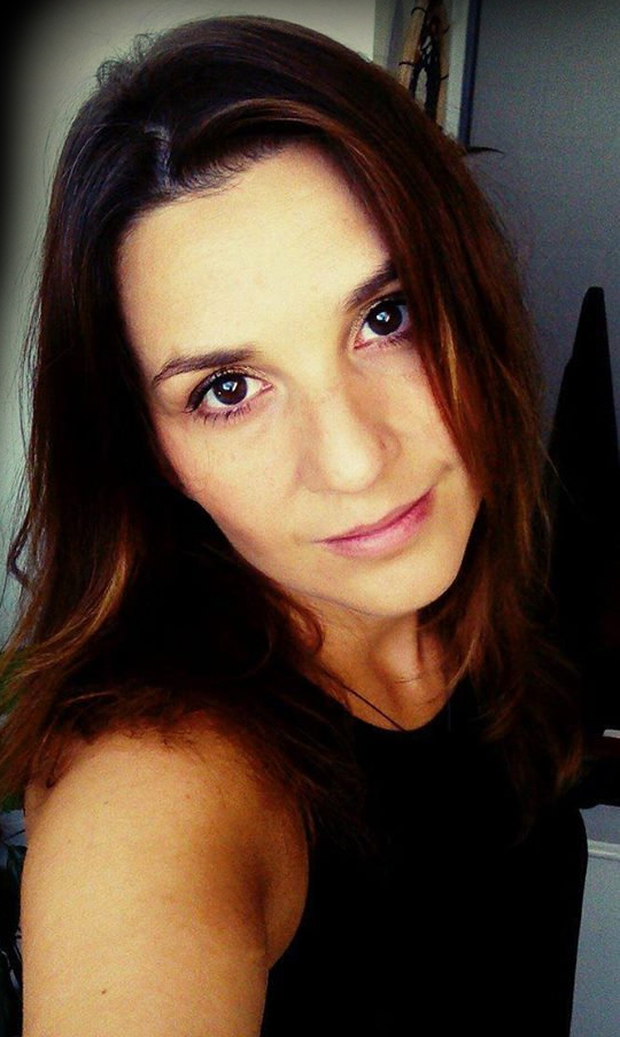 Victim Anne Colomines, who was brutally stabbed to death in her home