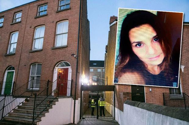 Anne Colomines (37) was murdered during a domestic dispute at the flat in Dorset Square, Dublin 1 on Tuesday night.