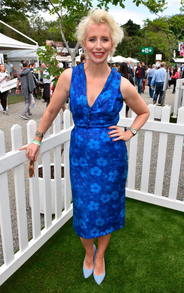 Aisling O'Loughlin at Taste of Dublin 2017