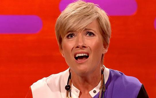 Emma Thompson feared for her life