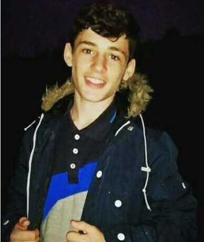 Jason Collins (16) has been missing since October 24