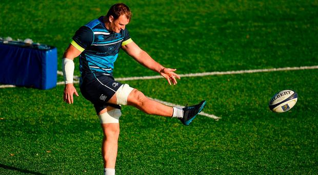 Twitter Reacts As Leinster Comfortably Overcome Ulster In Pro 14