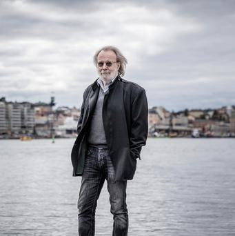 Benny Andersson: Photo by IBL/REX/Shutterstock