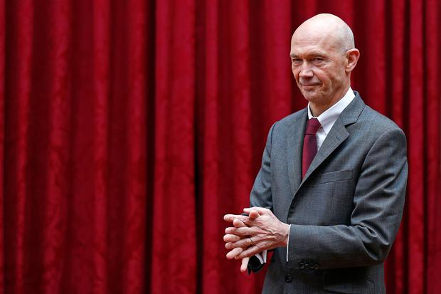 Former World Trade Organisation chief Pascal Lamy. Picture: AFP/Getty