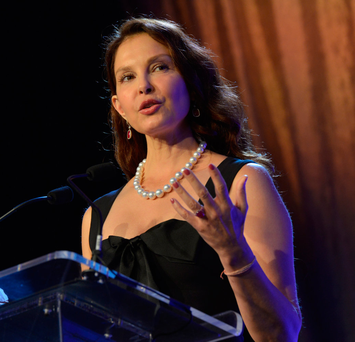Actress Ashley Judd was one of the first women to publicly accuse Harvey Weinstein of sexual harassment. Photo: Getty