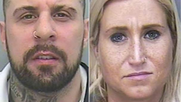 Craig Forbes and Sarah Gotham (Image via Devon and Cornwall police)