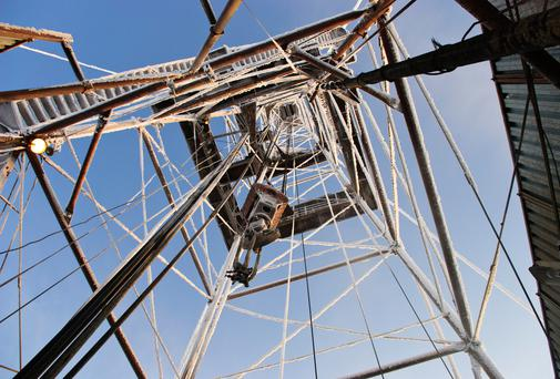 The well, in which Tullow had a 30pc share, is being plugged and abandoned.