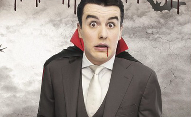 Al Porter's Camp Dracula, a comedy show based on Bram Stoker's most famous character, takes place on October 29, at 7.30pm and 9.30pm at 22 South Anne Street, Dublin 2.