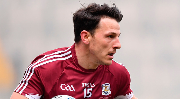 Sean Armstrong ended a two-year retirement to return to Galway earlier this year. Photo: Ramsey Cardy/Sportsfile
